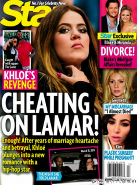 Lamar Odom Catches Khloe Kardashian Texting The Game In Bed – Detailed Report