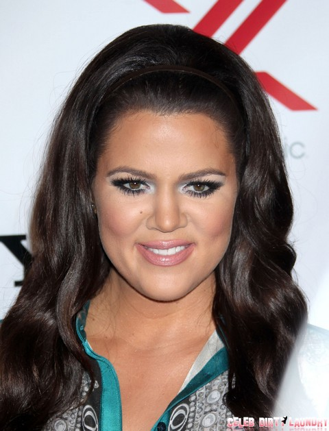 Khloe Kardashian Drastic Weight Loss - See The X Factor Viewing Party Stunning New Photos