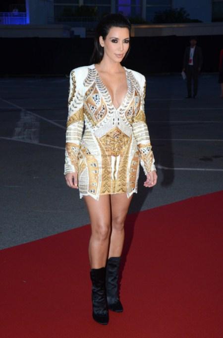 Report: Uninvited Kim Kardashian Crashes Beyoncé Concert