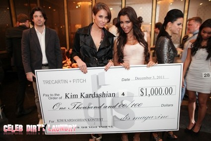 Krazy Kim Kardashian Kompetition (Photo)