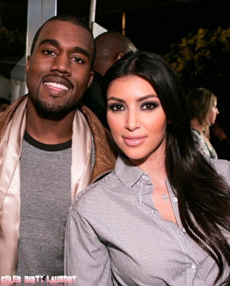 Kayne West Demands A Threesome With Kim Kardashian And A Blonde Model