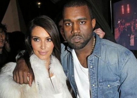 Kanye West and Kim Kardashian - A Match Made in 'Attention Whore Heaven'
