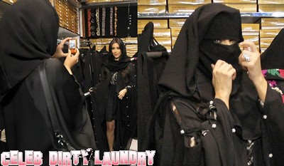 Is Kim Kardashian Looking For an Oil Sheik Billionaire in Dubai?