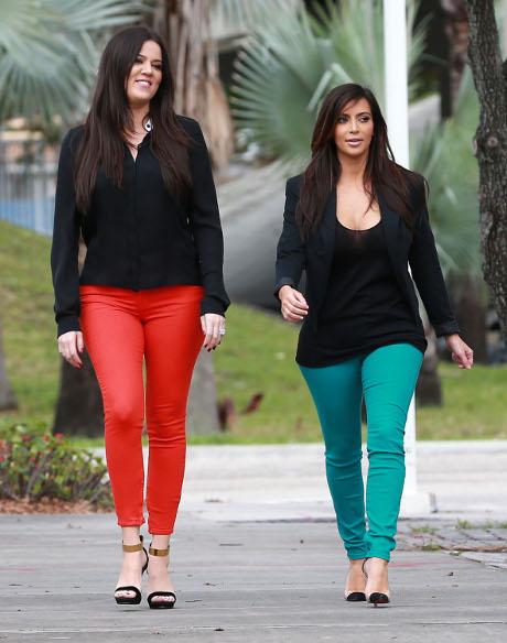 Khloe Kardashian in Jealous Rage: Resorting to Copious Amounts of Booze to Deal with Kim Kardashian's Pregnancy!