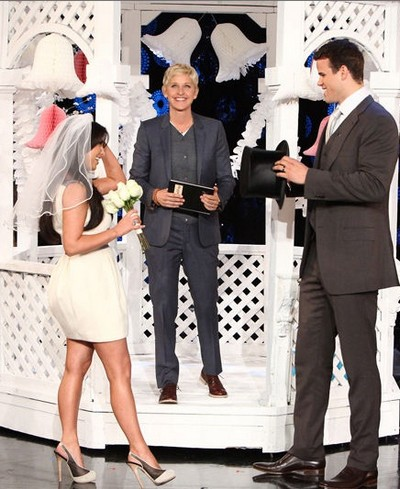 Kim Kardashian and Kris Humphries Renew Their Vows