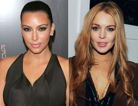 Kim Kardashian And Lindsay Lohan Star In Fox's Version Of The Hunger Games