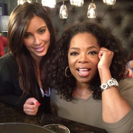 Kim Kardashian On Oprah Winfrey: The Big Sob Story Unfolds