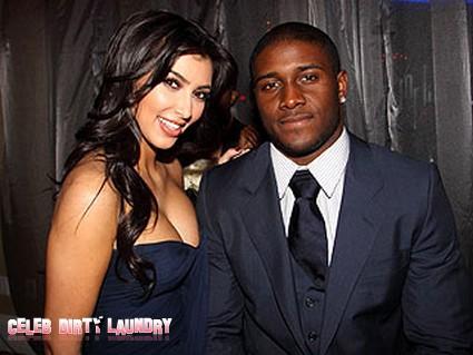 Reggie Bush's Mom Tells Him Not To Take Kim Kardashian Back!