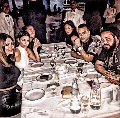 Khloe Kardashian Dumps French Montana At Kim Kardashian's Insistence - How Is Tyrese Involved?