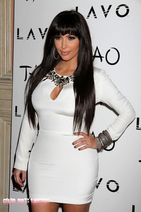Kim Kardashian Admits She Could Not Wait To Dump Kris Humphries