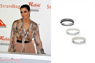 Kim Kardashian Shells Out $65K For Elizabeth Taylor's Bracelets