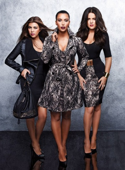 Kim, Khloe & Kourtney Kardashian Want To Hang With Kate Middleton