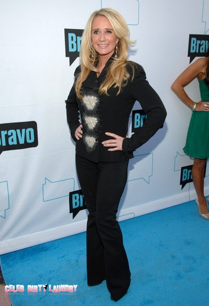 Real Housewives of Beverly Hills Star Kim Richards Out of Rehab