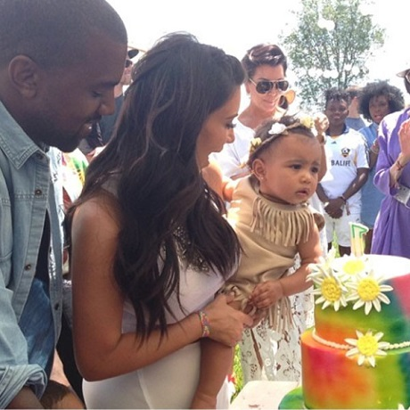 Kim Kardashian Is Hated By Her Own Child North West - Baby Nori's Never Happy!