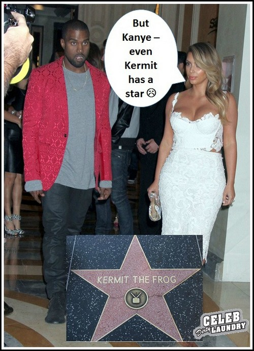 """Kim Kardashian NOT Getting A Star On The Hollywood Walk Of Fame - Spokesperson Says """"NO WAY!"""""""