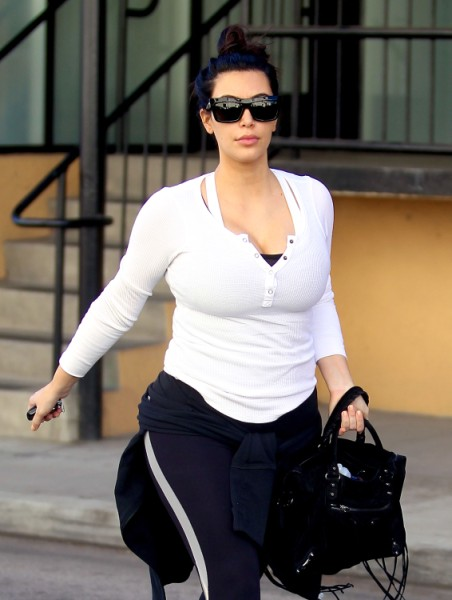 Kris Humphries' Lawyer Drops Kim Kardashian Divorce, Will She Marry Kanye West Before Baby? 0215