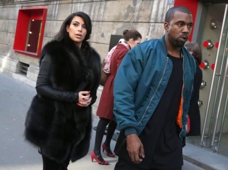 Kim Kardashian Already Setting 'Cruel Example' For Her Child