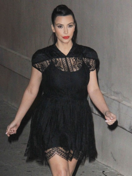 Kim Kardashian Calls Kourtney Kardashian A Bad Mother, Does She Have A Point? 0130
