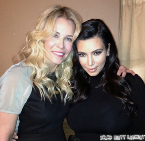 Kris Jenner, Kim Kardashian, Khloe and Kourtney Destroy Chelsea Handler – Both Lately and After! (VIDEO)