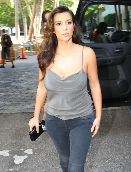 Is Kim Kardashian Jealous Of Khloe Kardashian S Nipple