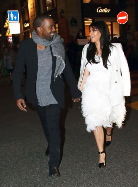 Kim Kardashian, Kanye West Naked On Magazine Cover As Sex Tape Makes Headlines Again 0226