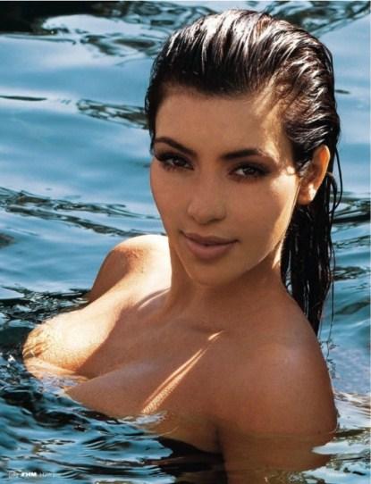 Kim Kardashian Sparks A Mid-East Riot in Bahrain (Video)