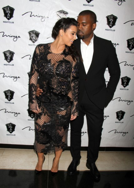 Kim Kardashian Will Still Be Married To Kris Humphries When She Has Kanye West's Baby 0102