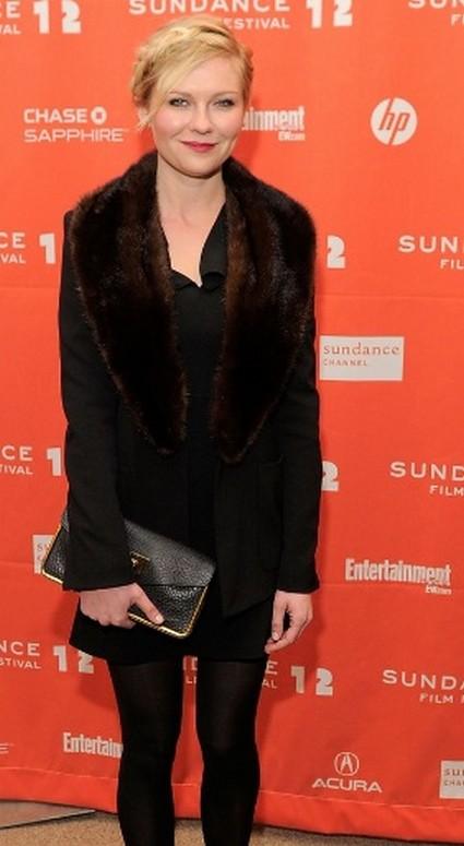 Kirsten Dunst Attends Bachelorette Premiere At Sundance