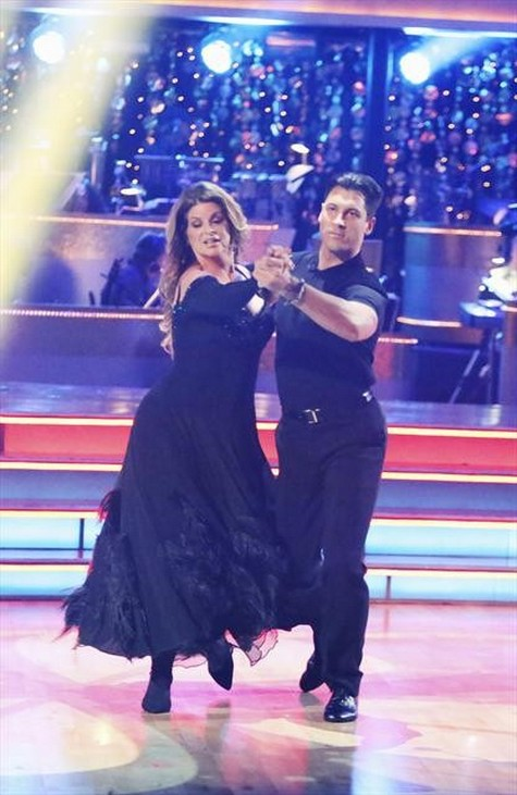 Kirstie Alley Dancing With the Stars All-Stars Rumba Performance Video 10/29/12