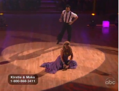 Is Kistie Alley Cursed?  She Suffers Another Mishap On Dancing with the Stars