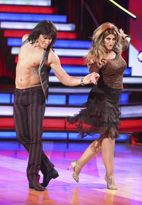 Kirstie Alley Dancing With the Stars All-Stars Charleston Performance Video 10/15/12