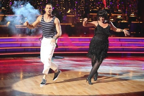Kirstie Alley Dancing With the Stars All-Stars Cha-Cha-Cha Performance Video 10/8/12