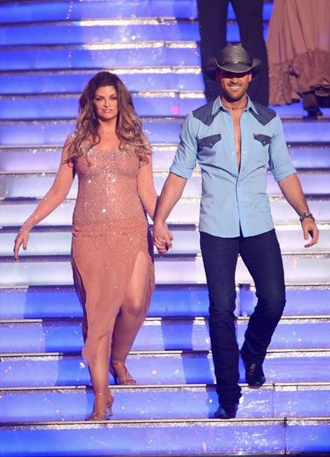 Kirstie Alley Dancing With the Stars All-Stars Quickstep/Samba Fusion Performance Video 11/5/12