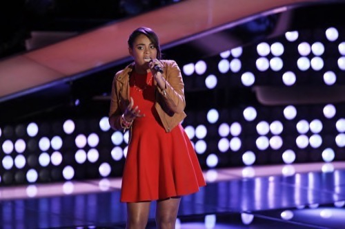 """WATCH Koryn Hawthorne Perform """"Dream"""" on The Voice Top 6 Video 5/4/15"""