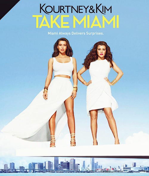 Kourtney and Kim Take Miami Season 3 Episode 2 Recap 01/21/13