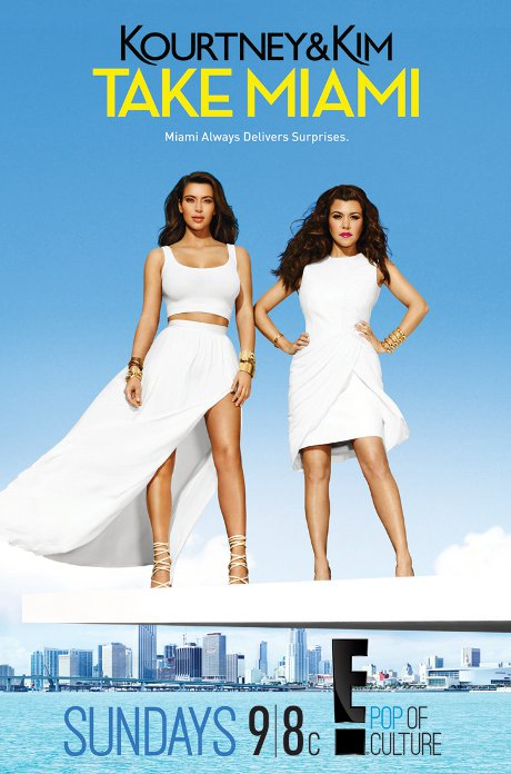 "Kourtney & Kim Take Miami Episode 4 ""Dragon Me Down"" Sneak Peek & Spoiler: Kim Kardashian Puts Kanye West Ahead of Family!"