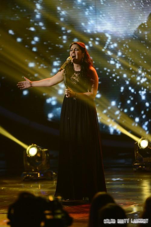 "Kree Harrison American Idol ""Angel"" Video 5/15/13"