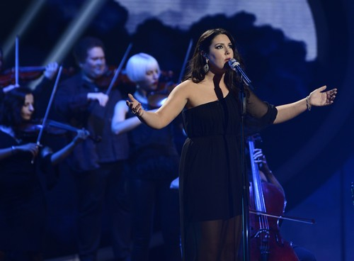 "Kree Harrison American Idol ""Here Comes Goodbye"" Video 5/8/13"