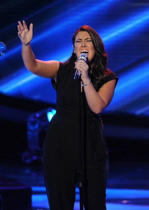 "Kree Harrison American Idol ""Stormy Weather"" Video 5/1/13"