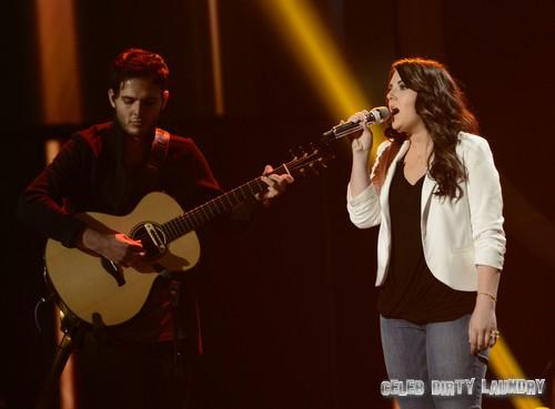 "Kree Harrison American Idol ""All Cried Out"" Video 5/15/13"