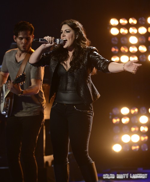Kree Harrison Voted Off American Idol Season 12