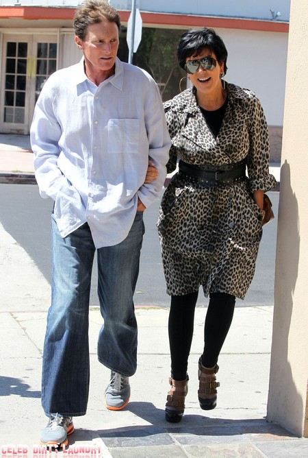 Report: Bruce Jenner Breaks Up With Kim Kardashian's Manager-Mom Kris Jenner