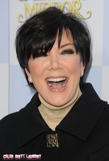 Kris Jenner Admits To Having A Steamy Love Affair With Younger Man
