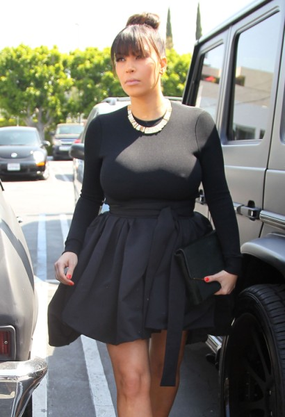 Kim Kardashian Blames Kris Humphries For Uncontrollable Weight Gain (Photos) 0325
