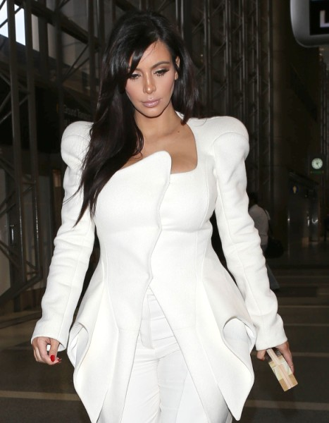 Kim Kardashian Blames Kris Humphries For Miscarriage Scare 0308