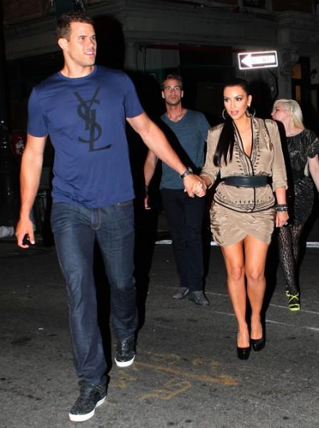 Kris Humphries Thinks It's Hilarious That Pregnant Kim Kardashian Is Still Married To Him 0116