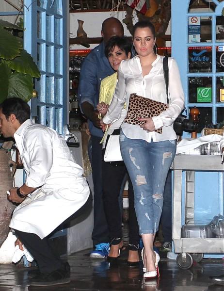 Kris Jenner's Diva Antics Got Khloe Kardashian Fired From X-Factor 0424