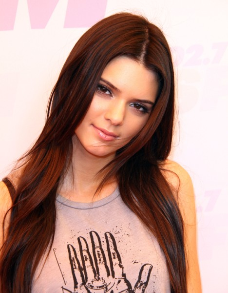 Kendall Jenner Posts Crotch Shot - Inappropriate Or Bad Angle? (PHOTO) 0514
