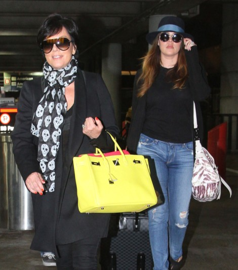Report: Kris Jenner's Affair With O.J. Simpson Produced Khloe Kardashian 0914