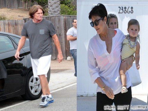 Bruce Jenner and Kris Jenner Divorcing Soon: Kris Wears Wedding Ring Only for Show - Couple Already Separated